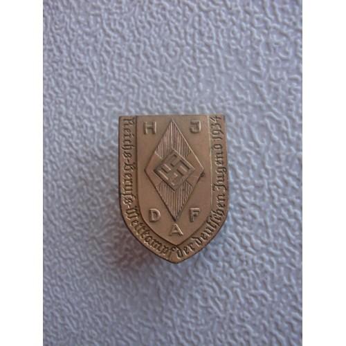 Reichs-Berufs-Wettkampf der Deutschen Jugend Badge # 1517