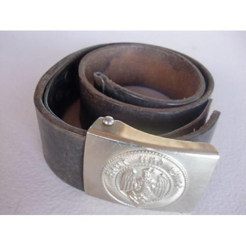 HJ Buckel and Belt # 1531