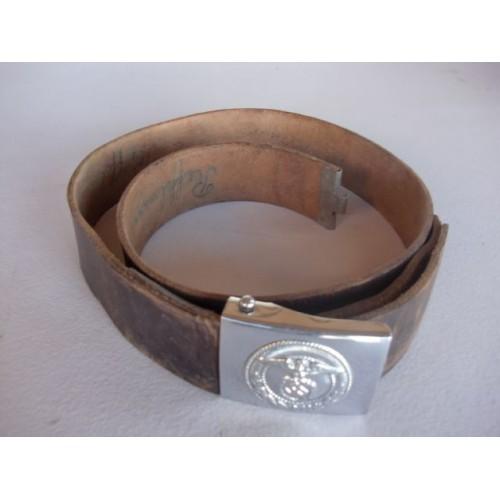 NSKK Buckle and Belt # 1532