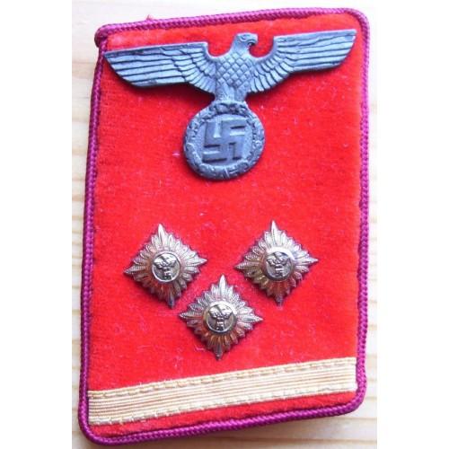 Gau Ober-Einsatzleiter Tab # 1598