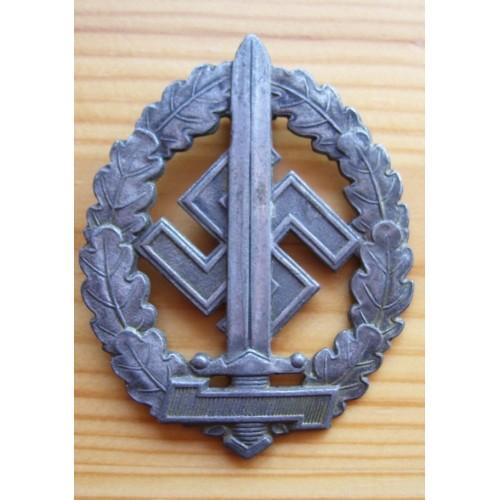 Wounded SA War Veteran Badge # 1605