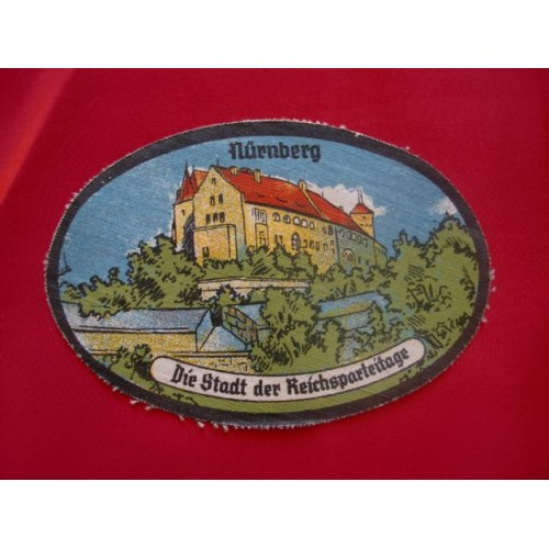 Nürnberg Patch # 1656