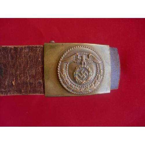 SA Belt & Buckle # 1678