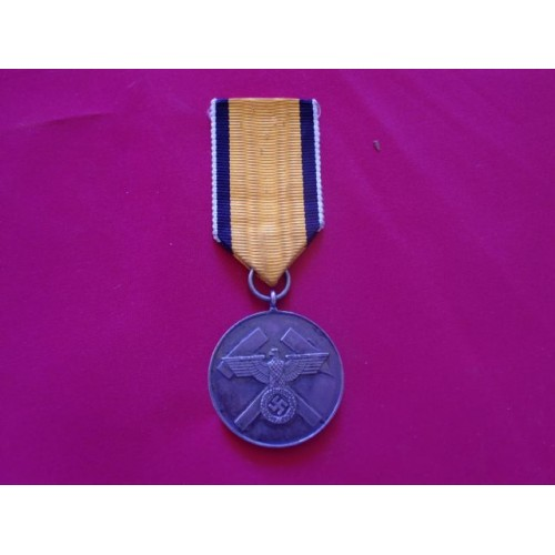 Coal Miner Rescue Medal # 1684