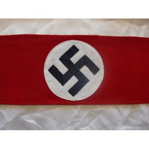 NSDAP Armband # 1695
