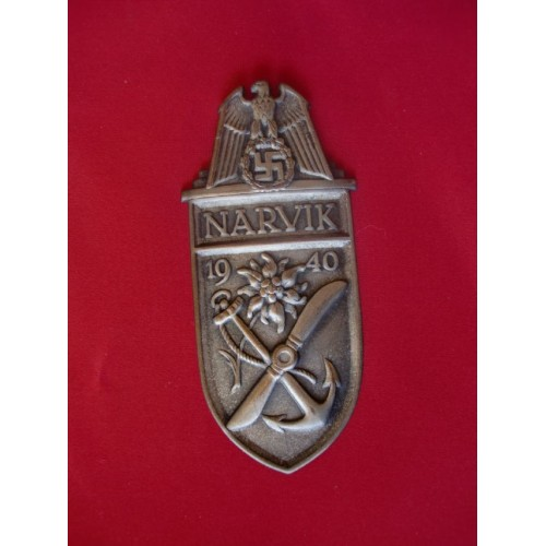 Narvik Shield 1940  # 1698