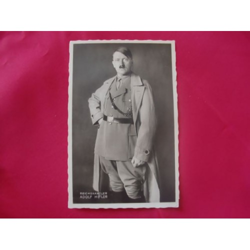 Adolf Hitler Postcard # 1719