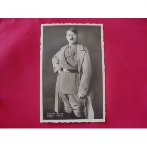 Adolf Hitler Postcard # 1719