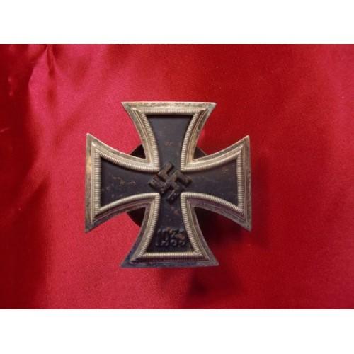 Iron Cross 1st Class, 1939    # 1777