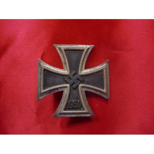 Iron Cross 1st Class, 1939    # 1778