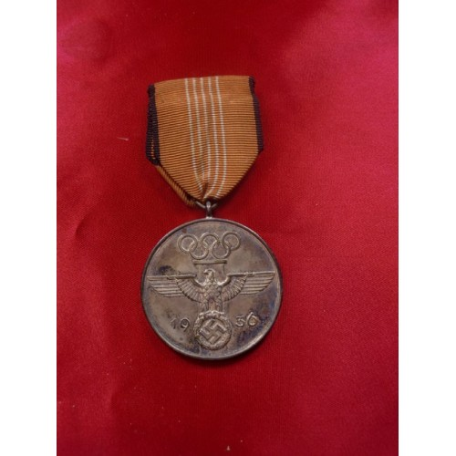 1936 Olympic Medal # 1779