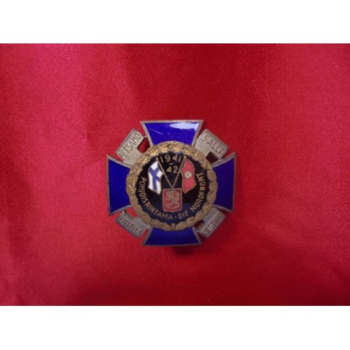 Commemorative Badge for the North Front  # 1786