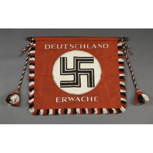 Deutschland Erwache Standarte # 1795