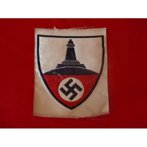 Kyffhauserbund Cloth Patch # 1796
