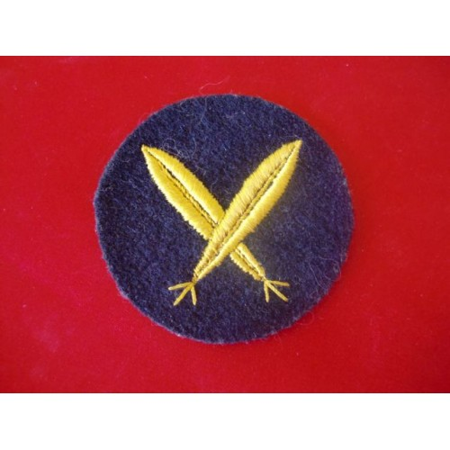 Kriegsmarine Clerk's Sleeve Patch # 1805