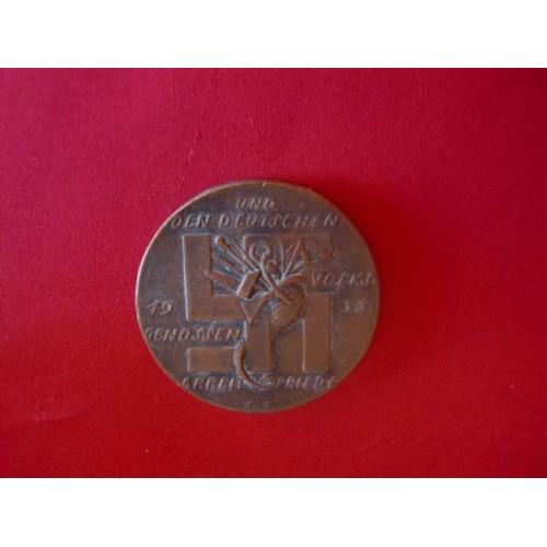 Karl Goetz Medallion # 1815