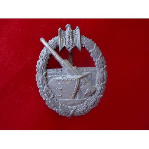 Coastal Artillery Badge # 1869