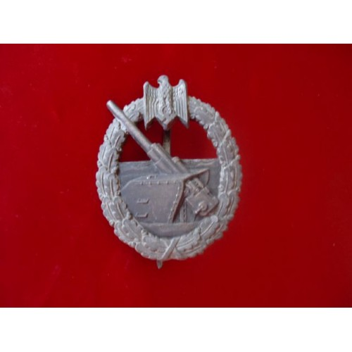 Coastal Artillery Badge # 1872