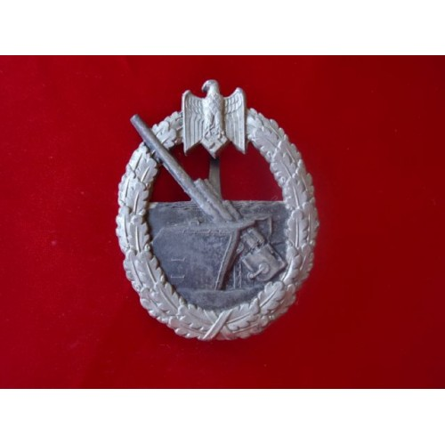 Coastal Artillery Badge # 1873