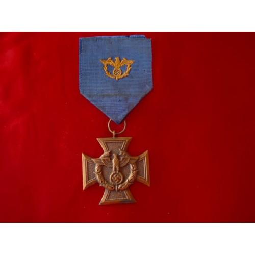Customs 25 Year Service Award # 1888