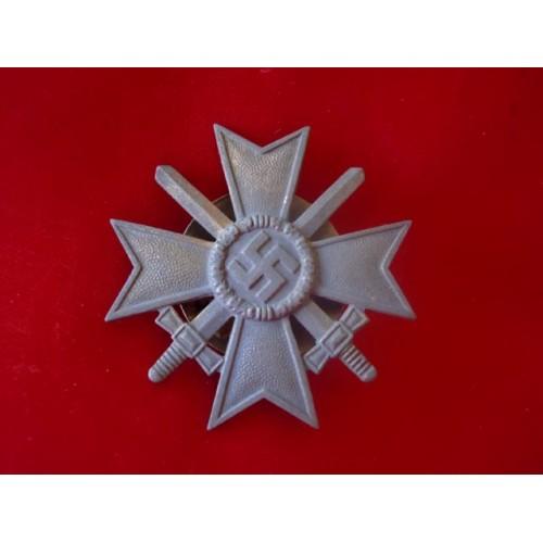 War Merit Cross with Swords # 1892