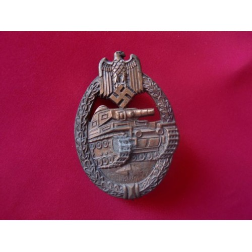 Tank Assault Badge # 1895