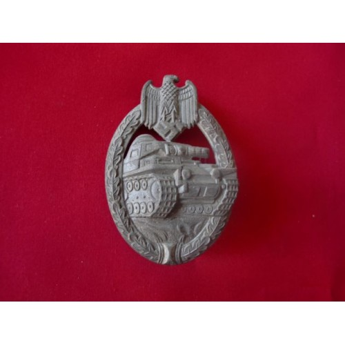 Tank Assault Badge # 1897