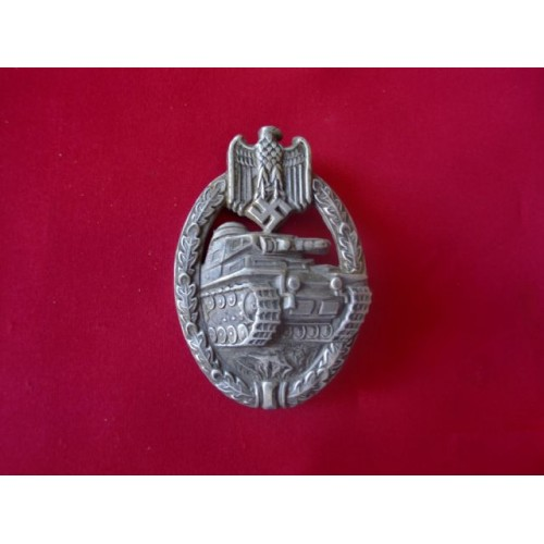 Tank Assault Badge # 1898