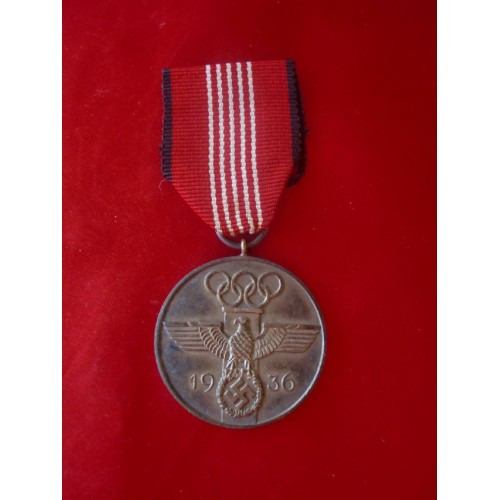 1936 Olympic Medal # 1903