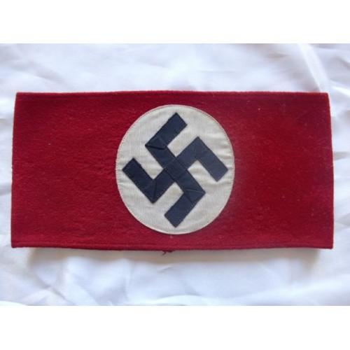 NSDAP Armband # 1932