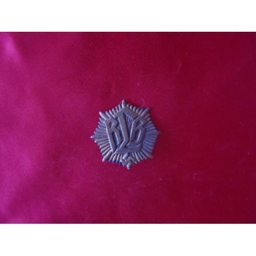 RLB Cap Insignia # 2005