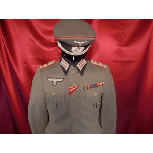 Heer Artillery Uniform Set # 2051