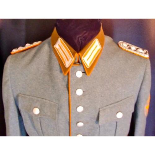 Polizei Senior NCO Tunic # 2055