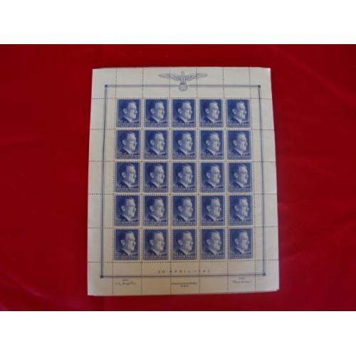Hitler Stamps  # 2072