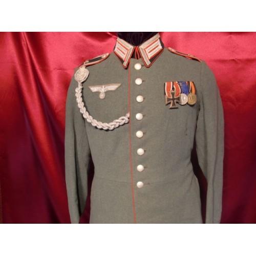 Heer Artillery Uniform # 2114