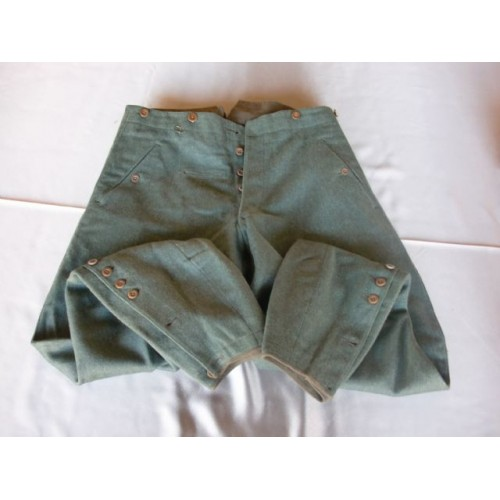 Police Pants # 2131