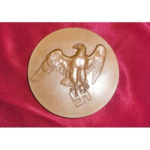 für besondere Leistungen in der Tierzucht Medallion # 2161