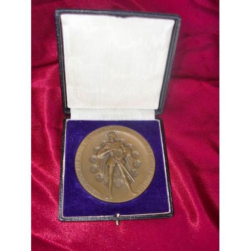 Handwerksausstellung Medallion