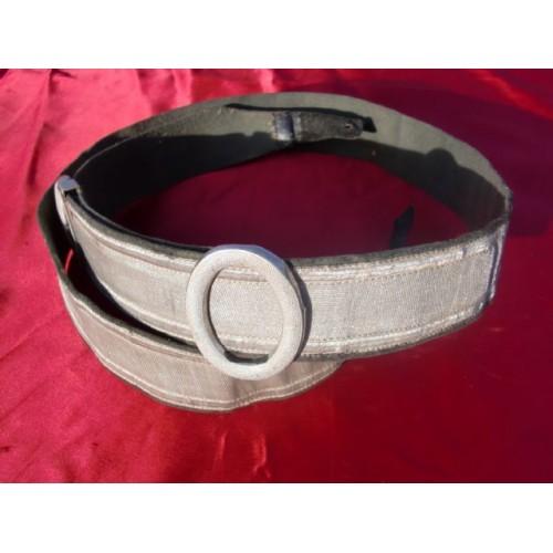 Police Belt # 2168