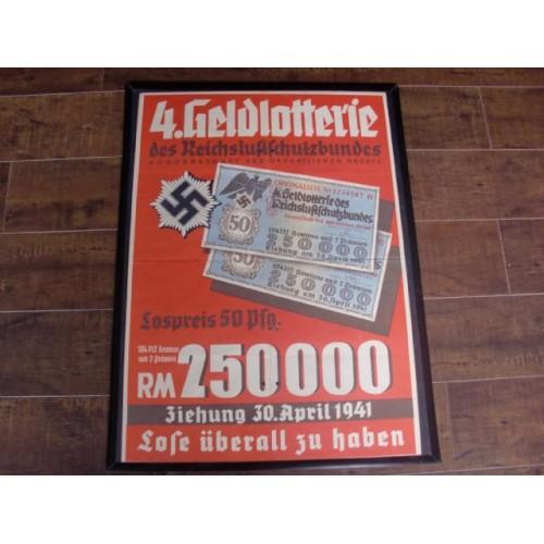 Reichsluftschutzbundes Poster # 2170