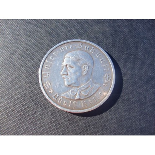 Hitler Medallion   # 2178