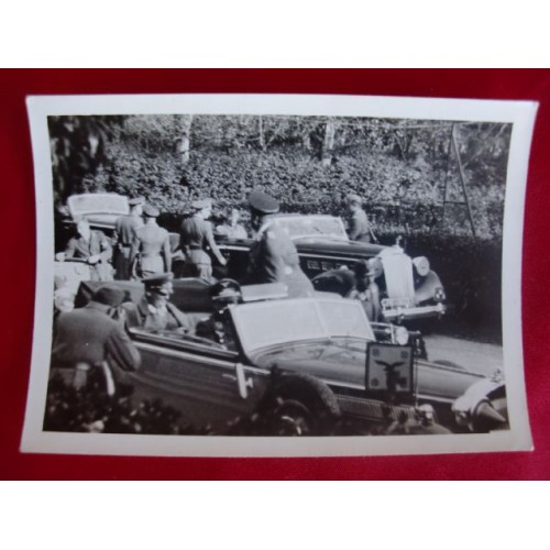 Göring in Parade # 2179