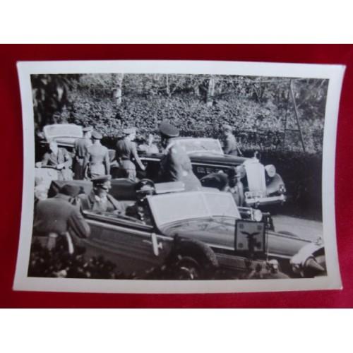 Göring in Parade # 2179