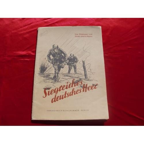 Siegreiches Deutsches Heer # 2186
