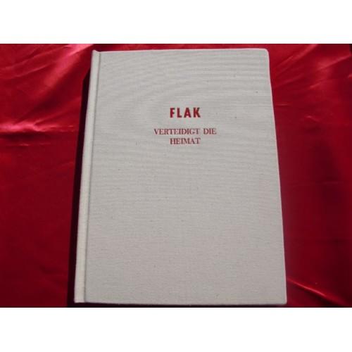 Flak Verteidigt Die Heimat Art Book # 2187