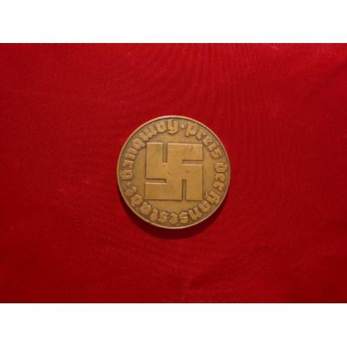 Hamburg Medallion # 2199