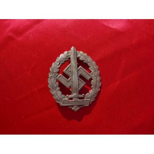 Wounded SA War Veteran Badge # 2209