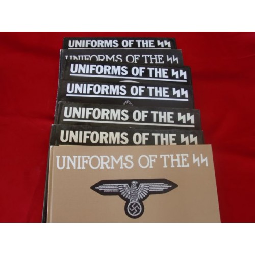 Uniforms of the SS Book Set # 2217