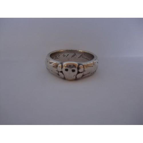 Totenkopf Ring # 2224