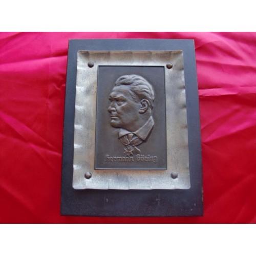 Hermann Goring Plaque # 2227